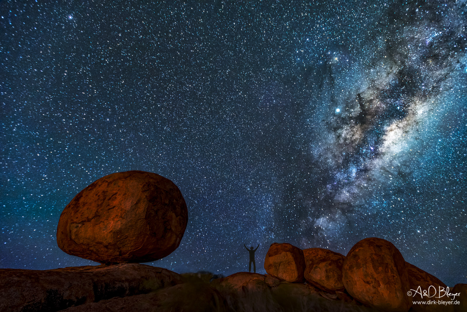 Karlu Karlu / Devil's Marbles Nationalpark