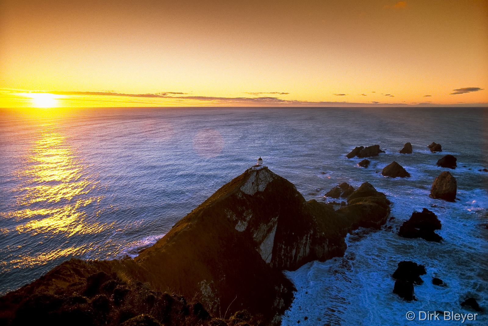 Nugget Point in den Catlins
