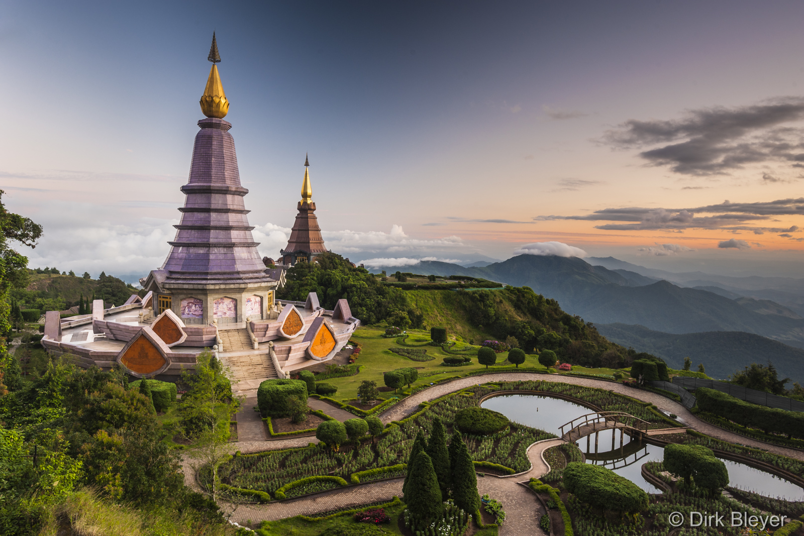 Doi Inthanon Nationalpark